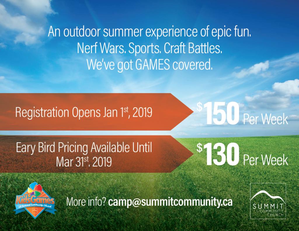 KidsGames | Summit Community Church