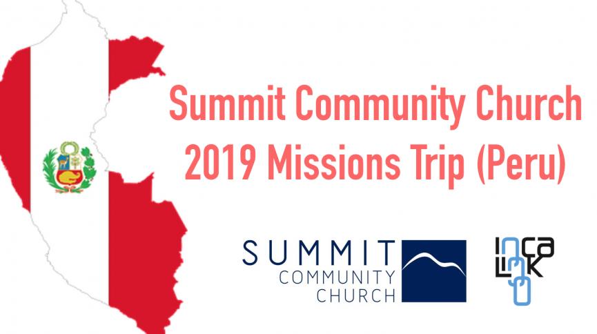 Peru Missions Trip