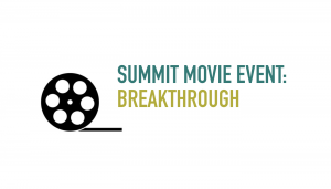 Movie Event: BREAKTHROUGH @ Newmarket SilverCity Theatres