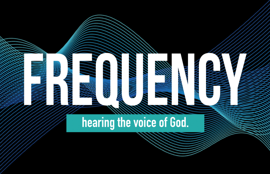 FREQUENCY graphic art